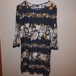 Women's Old Navy floral dress